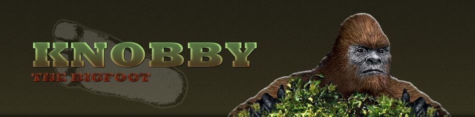 Knobby the Bigfoot